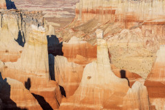 Photo of Hoodoos at Coal Mine Canyon