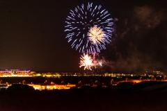 Photo of Fireworks at Prescott, AZ