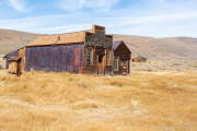 Photo of an Old Building in Bodie, CA