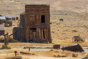Photo of a Ready to Collapse building in Bodie, CA