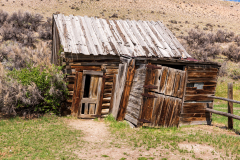 Photo of Bannack Ghost Town in Montana