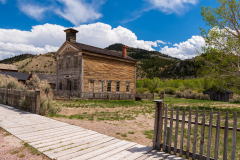 Photo of Bannack Ghost Town