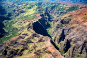Photo of Waimea Canyon in Kauai, Hawaii
