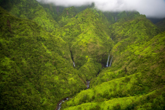 Photo of Waterfalls in Kauai, Hawaii