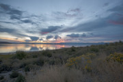 Photo of Sunrise at Mono Lake in California