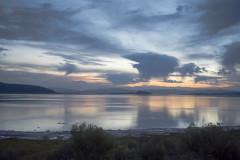 Photo of Sunrise at Mono Lake in California