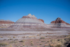 Photo of the Painted Desert in Arizona