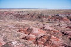 Photo of the Painted Desert in Arizona
