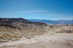 Photo of Zabriskie Point in Death Valley NP in CA