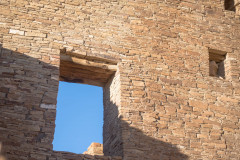 Photo of Window at Chaco Canyon