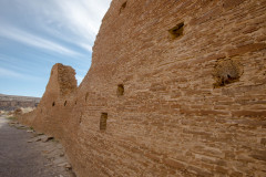 Photo taken at Chaco Canyon