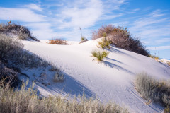 Photo of Dunes at White Sands NP.