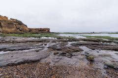 Photo of Low Tide at the Devil's Punchbowl