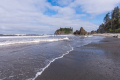 Photo at Ruby Beach in Olympic NP