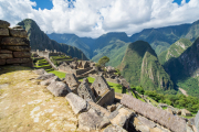 Photo of Machu Picchu in Peru