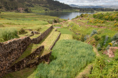 Photo of Terraces in the Sacred Valley, Peru