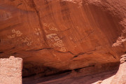 Photo of Canyon de Chelly Petroglyphs