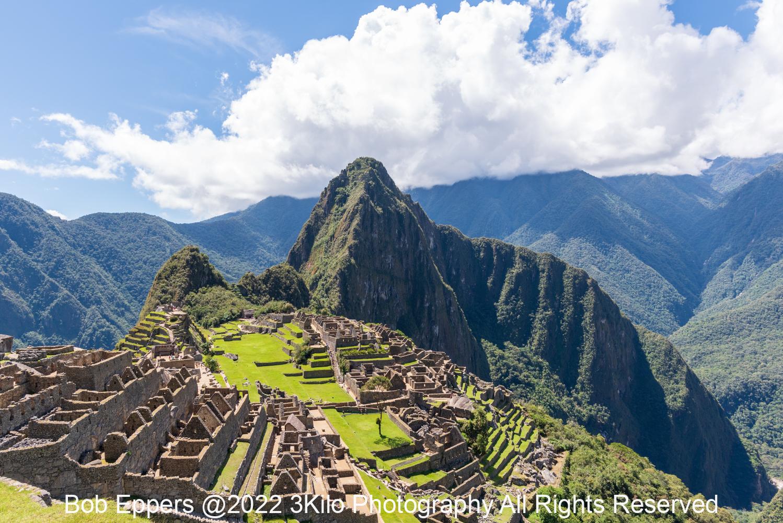 Photo of Machu Picchu