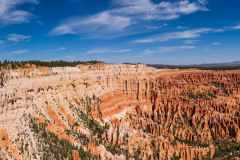 Photo of Bryce Canyon NP.   Image taken at around 8000 feet.