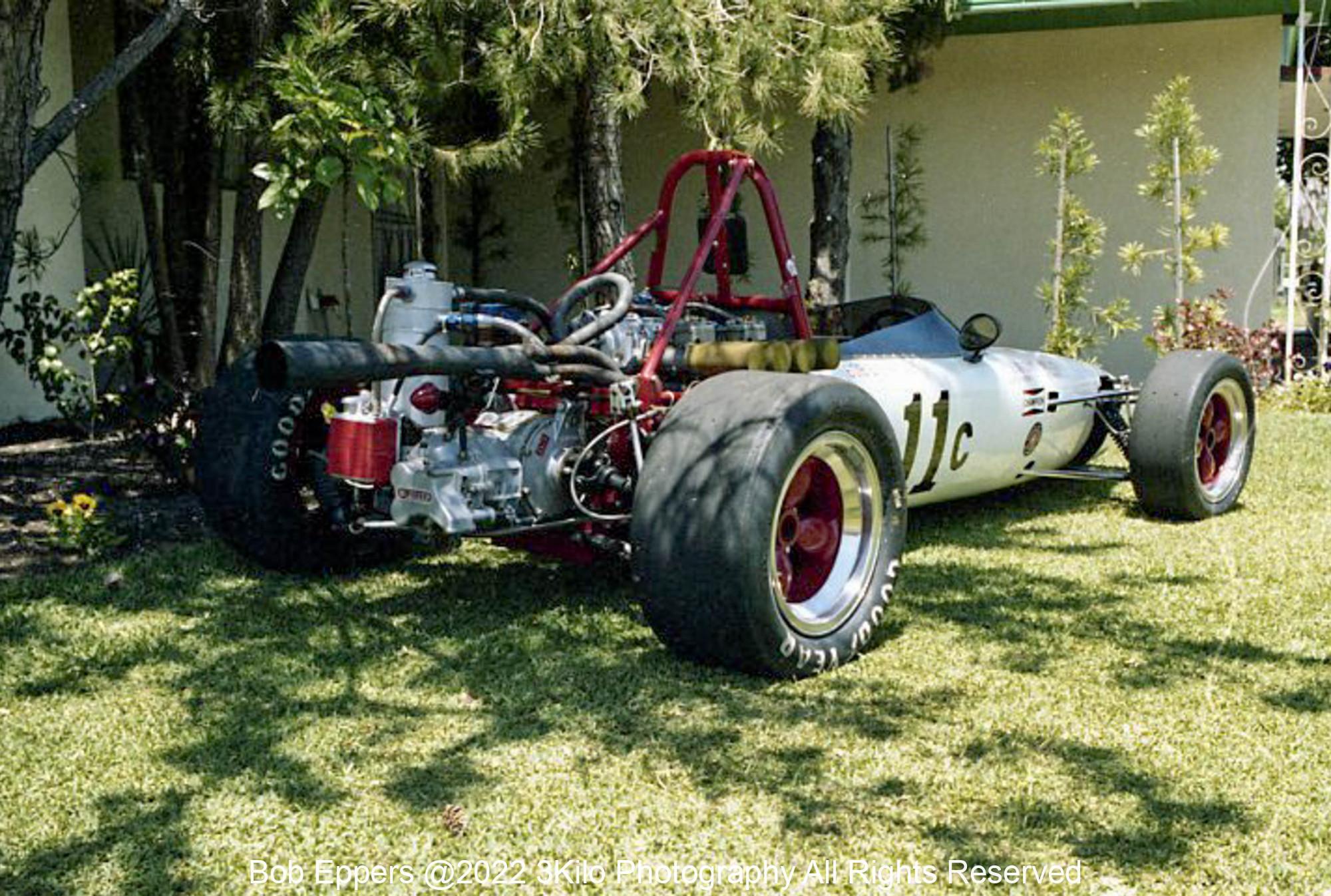 Photo of my Formula C car