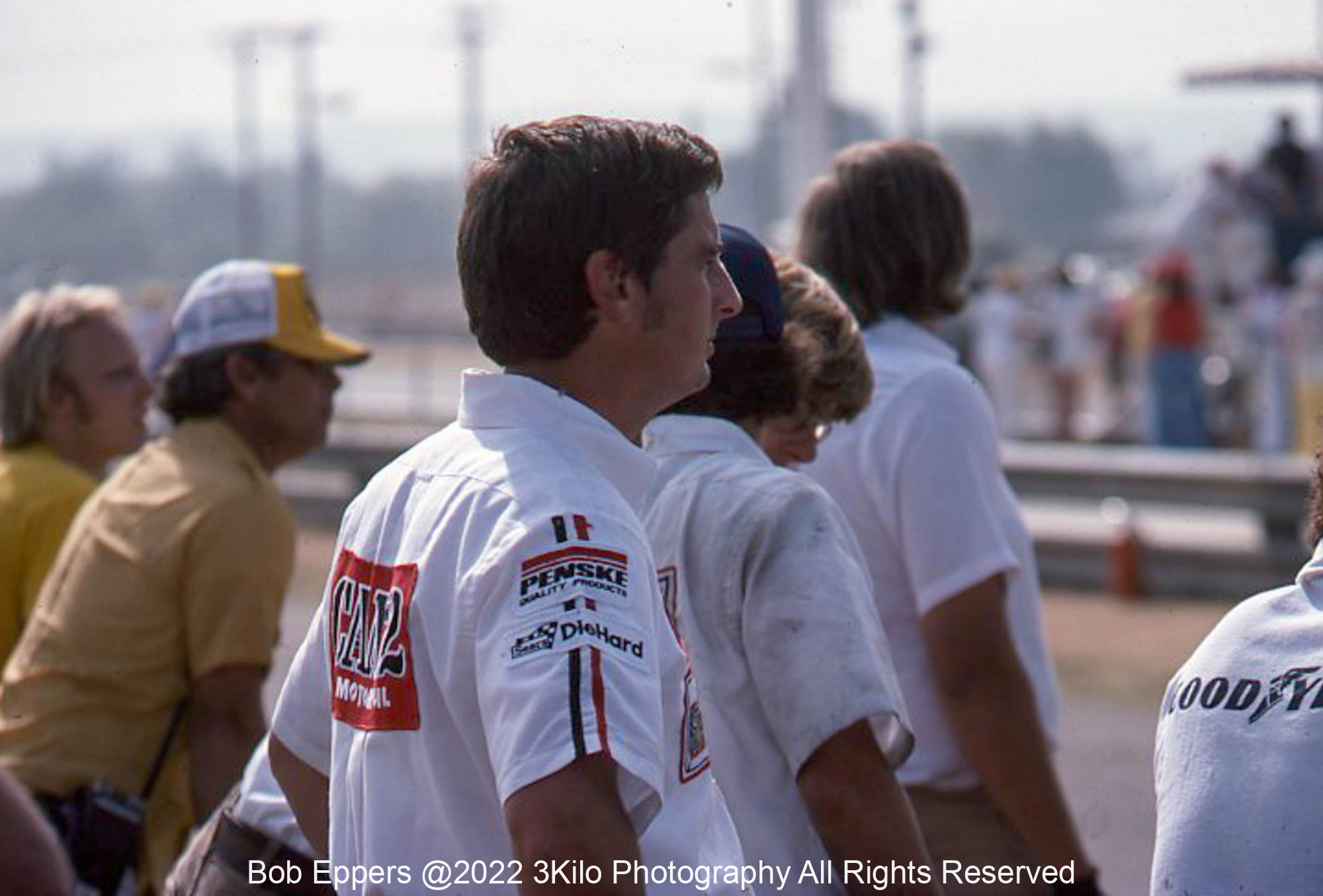 Photo of the IROC race at Riverside,