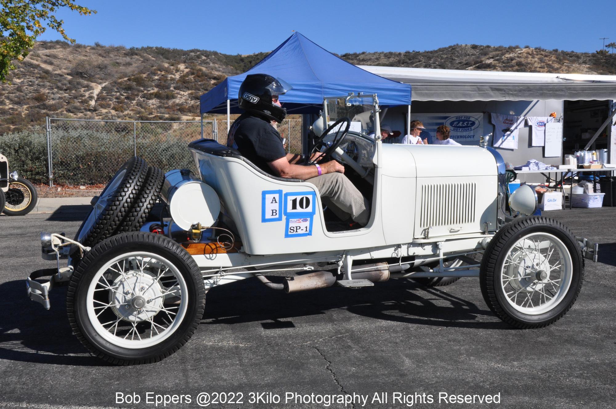 Photo of the 3 Kilo Speedster at the 2016 FAST Hillclimb in Murrieta, CA
