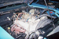 Photo of one of the IROC engines built by Traco.