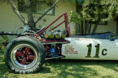 Photo of my Formula C car