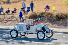 Photo of the Speedster at the 2019 Murrieta Hillclimb
