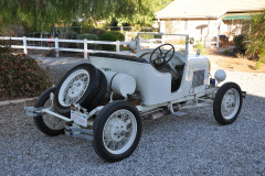 Photo of the 3 Kilo Speedster.  1929 Ford Model A built and raced in Argentina,   Raced here in Southern California