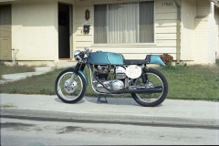 Dunatall Norton 1974